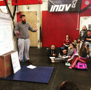 Coaching crossfit dover